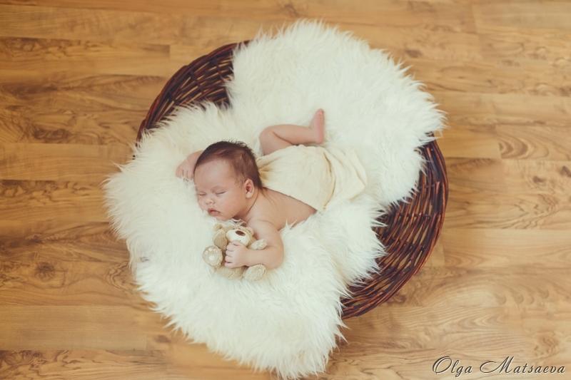 Фотосъемка младенцев